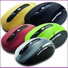 Buy cheap Mini laptop desktop computer usb Netbook Wireless Mouse ,2.4G wireless mouse, product