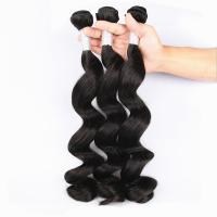 Buy cheap Unprocessed Virgin Human Hair Bundles Loose Deep Wave Human Hair Weave For Black Woman product