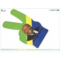 Buy quality Full Color Printed Shocker Foam Hand Promotional For Election Event at wholesale prices