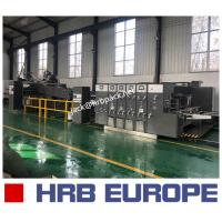 Buy cheap HRB-1224 Corrugated Cardboard Making Machine Automatic FFG With Europr CE product