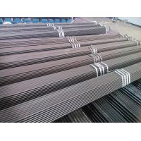 Buy cheap Flat Rectangular Stainless Steel Welded Tube Grade 1.4301 Longitudinally Welded product