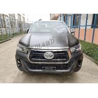 Buy cheap Front Bumper Body Kits For Toyota Hilux Vigo Upgrade Facelift Kits Hilux Rocco from wholesalers
