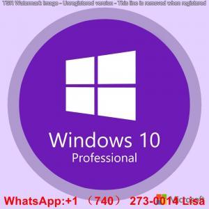 Buy cheap DIY Computer Windows 10 Pro Kms Key / Windows 10 Pro 64 Bit Activation Key from wholesalers