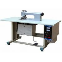 Buy cheap 220V Lace Ultrasonic Welding Machine 2.2KW Output 0-30 M/Min Speed Weight 100kg product
