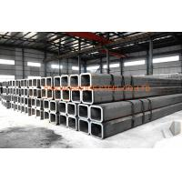 Buy cheap Q195, Q235, Q345 Black Square Hollow Section Steel Pipe For Construction product