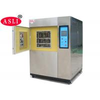 Laboratory Equipment High And Low Temperature Thermal Shock Chamber Easy To Operate for sale