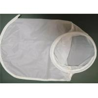 Buy cheap Plain Weave Monofilament 5 Micron Nylon Mesh Filter Bags For Beer Filtration product