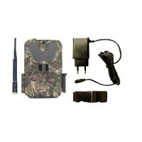 Buy cheap Wildlife Motion Sensor Camera WIth Mounting Strips , Remote Trail Camera Linked To Cell Phone  product