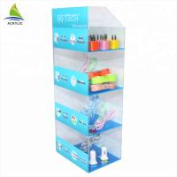 Buy cheap Transparent Custom Design Acrylic Display Stands For Cell Phone ISO Certification product