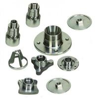 Anodized Custom CNC Aluminum Parts Lightweight Professional For Construction