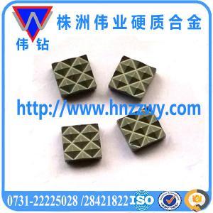 Buy cheap ZHUZHOU CEMENTED CARBIDE FACTORY CARBIDE CHUCK JAW WEAR PARTS ZHUZHOU WEIYE CARBIDE product