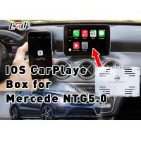 Buy cheap Simple Connection IOS Car Playe Box for Benz C/B/A/E/GLC/CLA/GLE with ntg5.0 from wholesalers