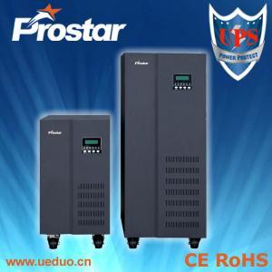 Buy cheap Prostar three phase online ups 380v/400v/415v/10k/15k/20k product