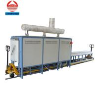 Buy cheap 1000.C Large Industrial Electric Bogie Hearth Furnace/Shuttle Kiln Furnace product