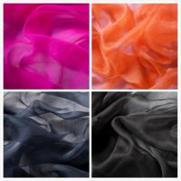China Soft Thin Silk Crinkle Crepe In Stock Color on sale