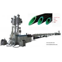 4 Layers PPR Pipe Production Line (PPR-Glassfiber-PPR-PE layer)