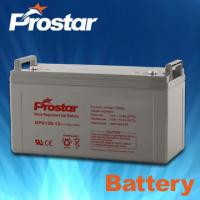 Buy cheap Prostar gel battery 12v 120ah product