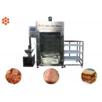 Buy cheap XH-150 Industrial Sausage Automatic Food Processing Machines Smoking Oven Machine product