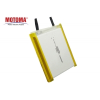 Buy cheap ODM Mobile Lithium Battery 3.7V 5000mAh with Long Cycle Life product