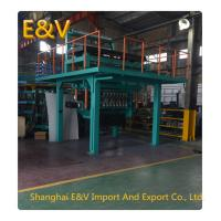 Buy cheap Customized Size Copper Strip Continuous Casting Equipment 250Kw Three Body Furnace product