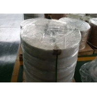 Buy cheap 1100 H24 Narrow Aluminium Strips / Tape Industrial Side Rubbing Strip Odorless product