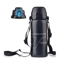 Buy cheap Outdoor Stainless Steel 90x19mm Thermos Vacuum Insulated Bottle product