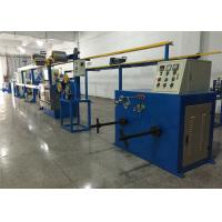 Buy cheap High Efficiency Thermoplastic Sheathing Extrusion Line Horizontal Type product