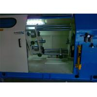 Buy cheap Siemens AC Motor Single Twist Buncher Cable Production Machines High Potency product