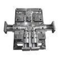 Buy cheap OEM Multi Cavity And Hot Runner DME Plastic Injection Moulds For Fitting Pipe product