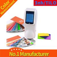 Buy cheap Ns820 Color Spectrophotometer D/8 with Opacity Whiteness Yellowness Function and 4mm Small product