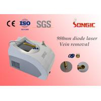 Buy quality Salon Top 980nm Medical Diode Laser For Permanent Hair Removal at wholesale prices