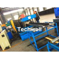 China Auto Size Changing Cable Tray Profile Making Machine / Cable Tray Manufacturing Machine on sale