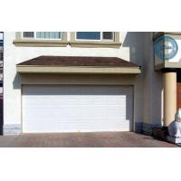 Buy quality Steel Sheet Sectional Garage Door Manual Operate Insulated at wholesale prices