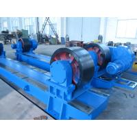 Buy quality WR300 Pressure Vessel Welding Turning Rolls for the ship boiler , VFD Control Turning Roller at wholesale prices