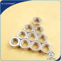 Buy cheap A2-70 Stainless Steel Nuts Bolts Screws Bolts Nuts Fasteners High Strength product