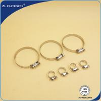 """Buy cheap 4"""" / 6"""" / 8"""" / 10"""" / 12"""" Stainless Steel Hose Clamps Worm Drive 6~248 product"""