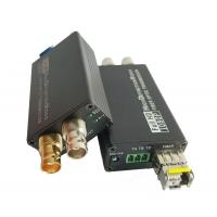 Buy cheap Mini 3G / HD - SDI To Fiber Media Converter With Tally Function Size 110*40*20mm product