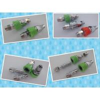 Buy cheap Green Color Iron Self-locking Quick Coupler For Air And Water Use product