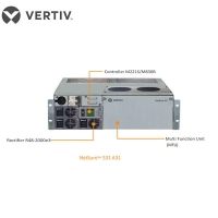 Buy cheap Mobile Communication Vertiv Netsure 531 A31 Integrated 48V DC Power System product