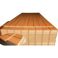 Buy cheap Groove Panel from wholesalers