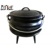 Buy quality cast iron potjie pot supplier at wholesale prices