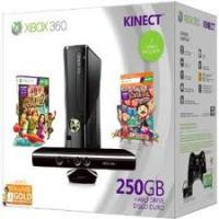 China xbox360 250gb with kinect on sale
