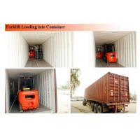 Buy cheap new 2017 fork truck with 2500 rated loading 2 or 3 stage 3m mask product