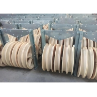 Buy cheap Bundled Wire Conductor Stringing Cable Pulley Block product