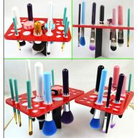 Buy cheap Simple Acrylic Makeup Storage , Puff Eye Shadow Pen Cosmetic Display Stands product