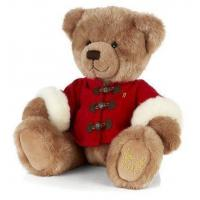 Buy cheap Soft Colorful Teddy Bear Plush Toys With Overcoat , Custom Stuffed Animals product