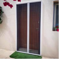 Buy cheap New style hot sale Invisible Plisse screen windows and doors for wholesale product