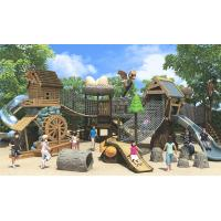 Buy cheap Ancient Tribe Series Outdoor Playground Equipment Customized Cool KAIQI Playground product
