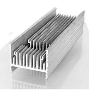 Buy cheap Aluminum Heatsink Extrusion Profiles For Solar Photovoltaic New Energy product