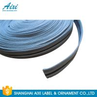 Buy cheap Durable PVC Clear 2*1CM Reflective Clothing Tape For Bags / Shoes product